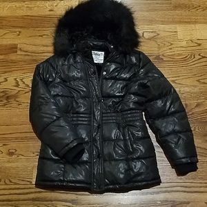 Girls Justice Puffy Coat